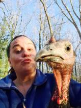 turkey-kisses